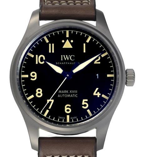 IWC アイ・ダブリュー・シー パイロットウォッチ マークXVIII ヘリテージ IW327006