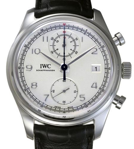 IWC ポルトギーゼ クロノグラフ クラシック IW390403 中古