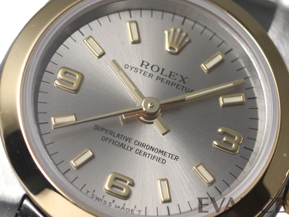 ROLEX ロレックス レディース オイスター パーペチュアル 67183
