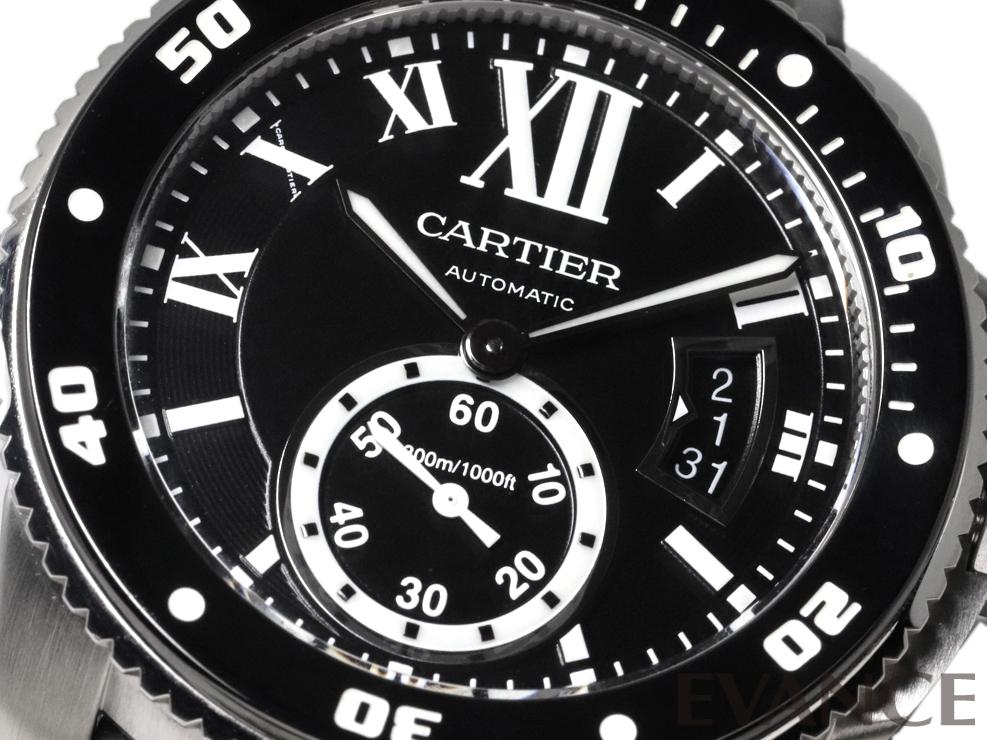 CARTIER カルティエ カリブル ドゥ カルティエ ダイバー W7100056