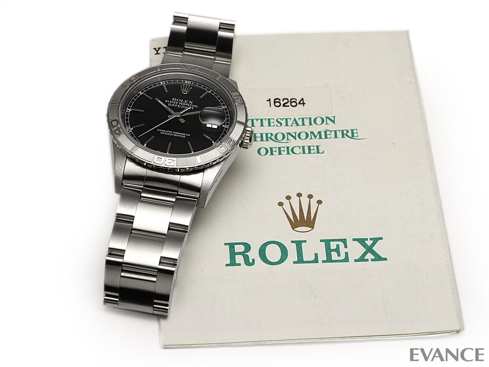 ROLEX ロレックス デイトジャスト サンダーバード 16264