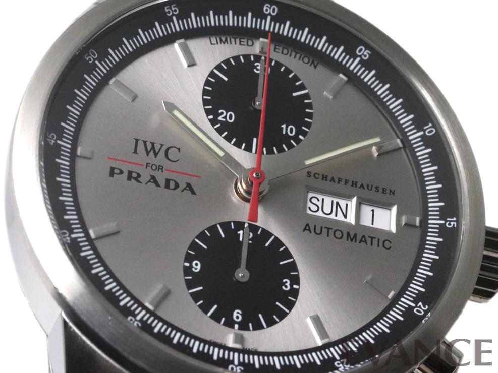 IWC アイ・ダブリュー・シー GSTクロノ PRADA IW370802