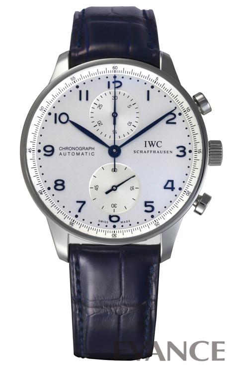 IWC アイ・ダブリュー・シー ポルトギーゼ  クロノグラフ IW371446