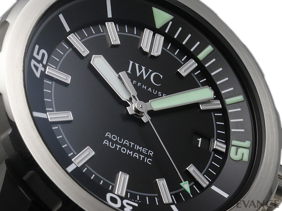 IWC アイ・ダブリュー・シー アクアタイマー オートマティック IW329001