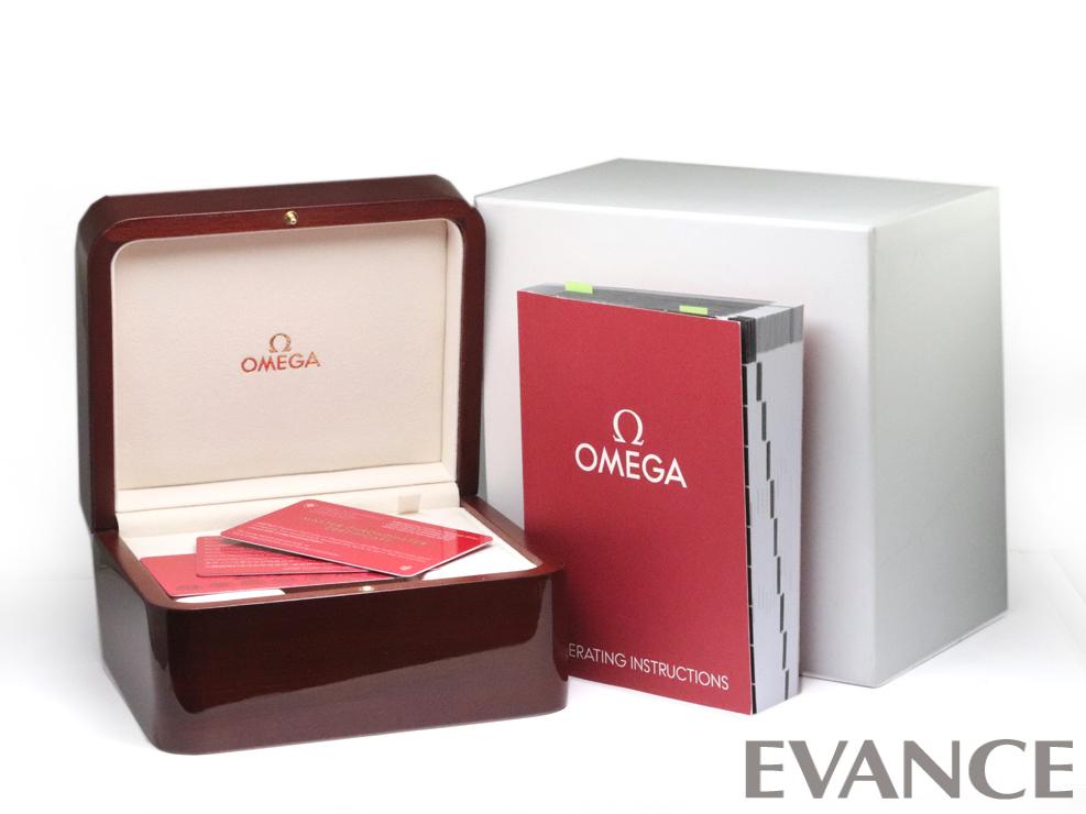 OMEGA オメガ グローブマスター アニュアルカレンダー 130.33.41.22.06.001