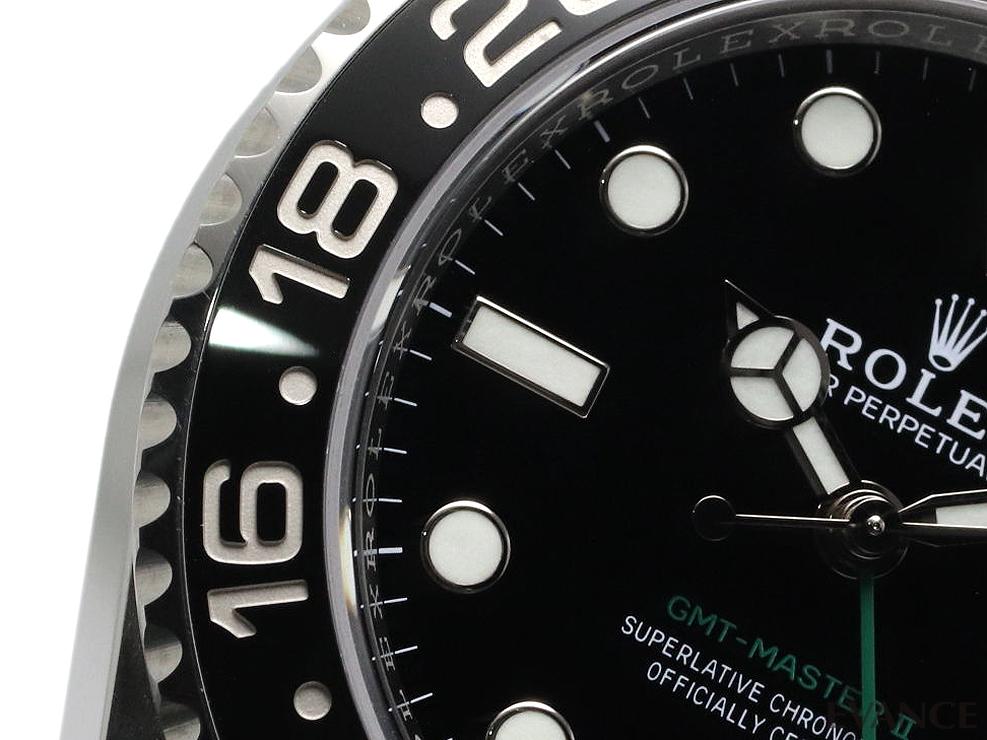 ROLEX ロレックス GMTマスターII 116710LN