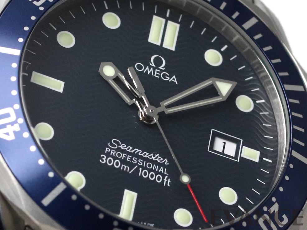 OMEGA オメガ シーマスター 300M クォーツ 2541.80