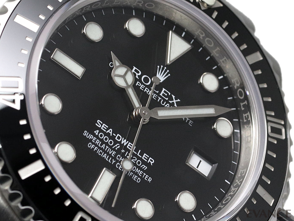 ROLEX ロレックス シードゥエラー 4000 116600