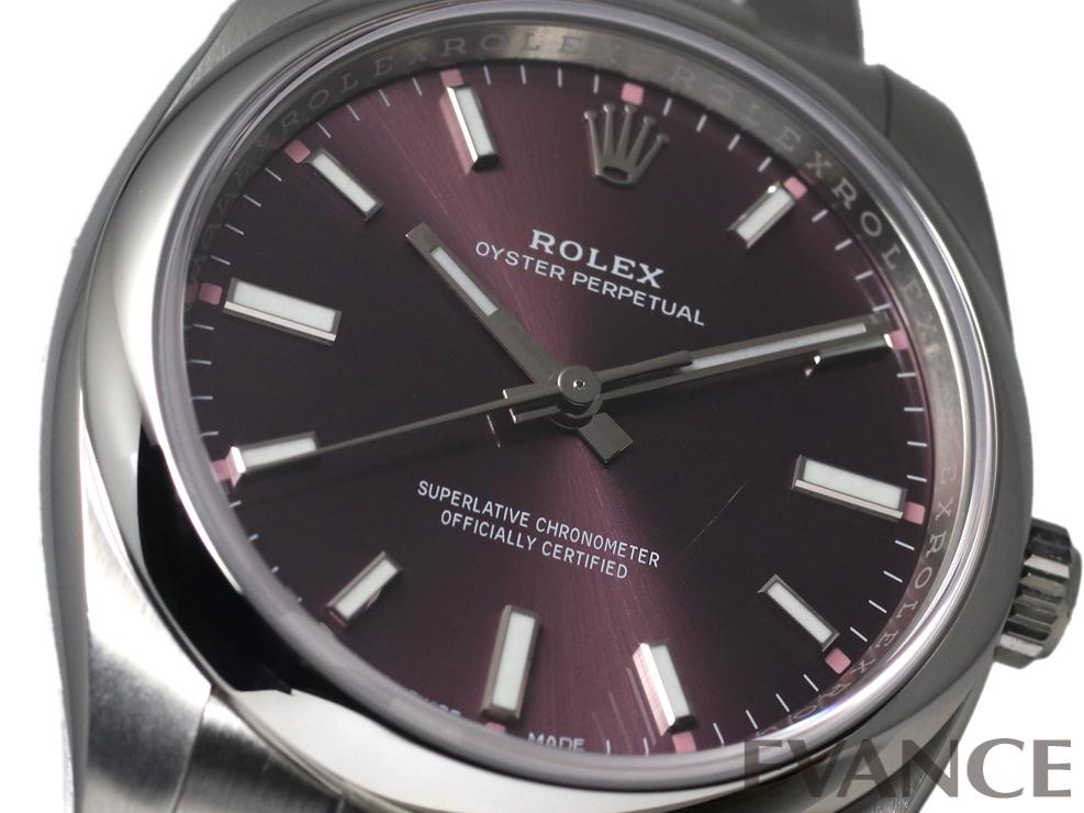ROLEX ロレックス オイスター パーペチュアル 114200