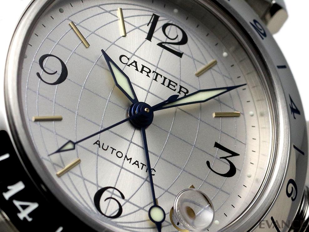 CARTIER カルティエ パシャC メリディアン W31029M7
