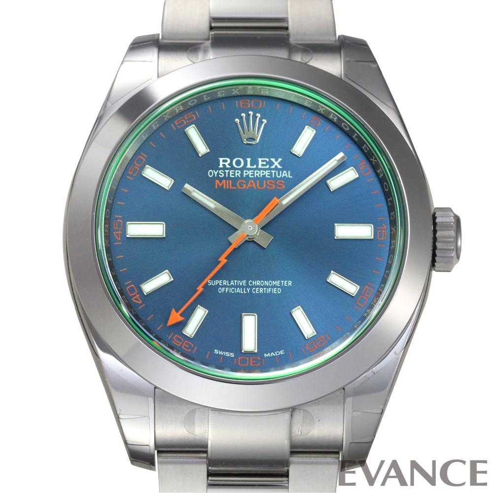 ROLEX ロレックス ミルガウス 116400GV