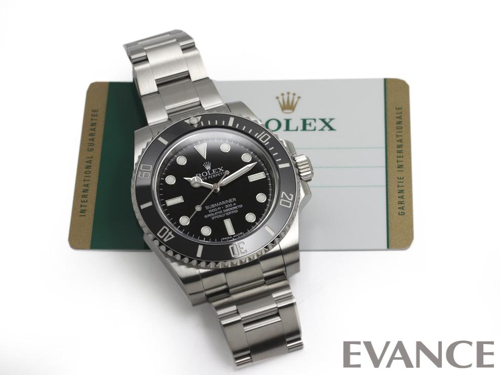 ROLEX ロレックス サブマリーナ 114060