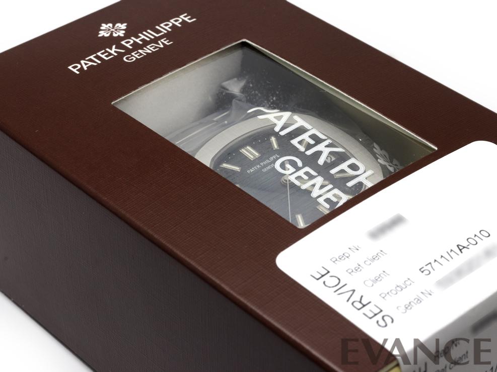PATEK PHILIPPE パテックフィリップ ノーチラス<未開封品> 5711/1A-010