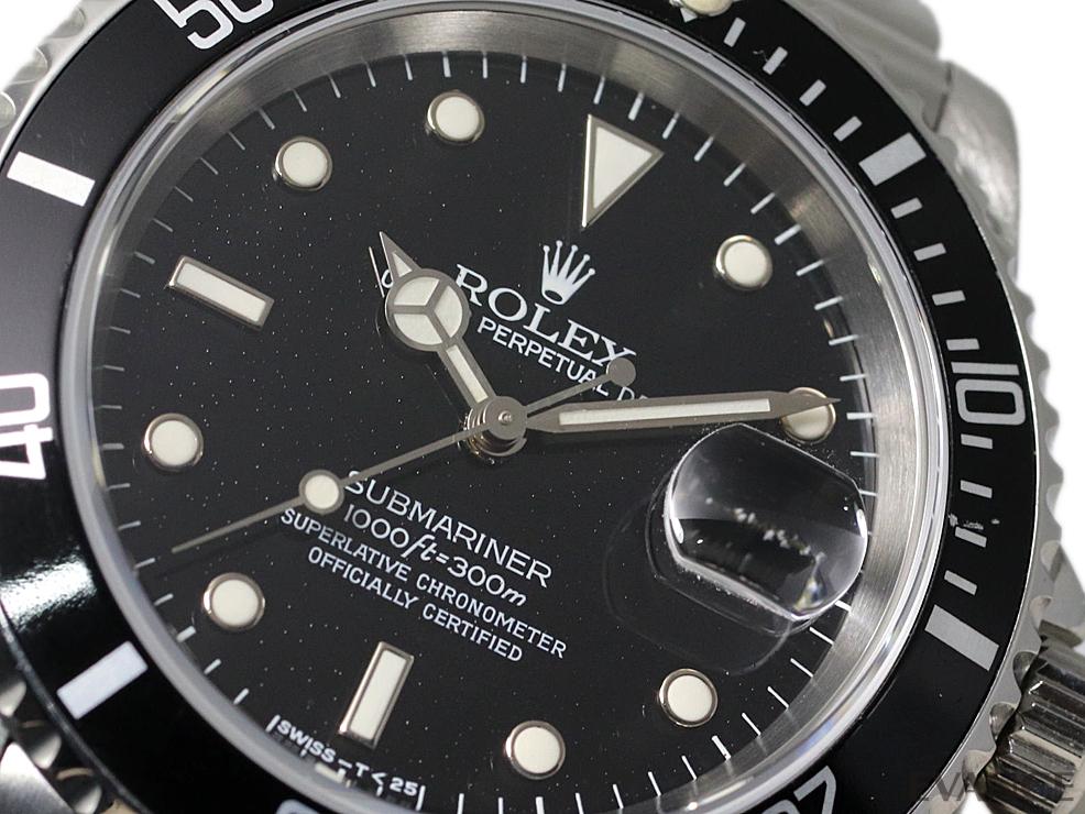 ROLEX ロレックス サブマリーナ デイト 16610