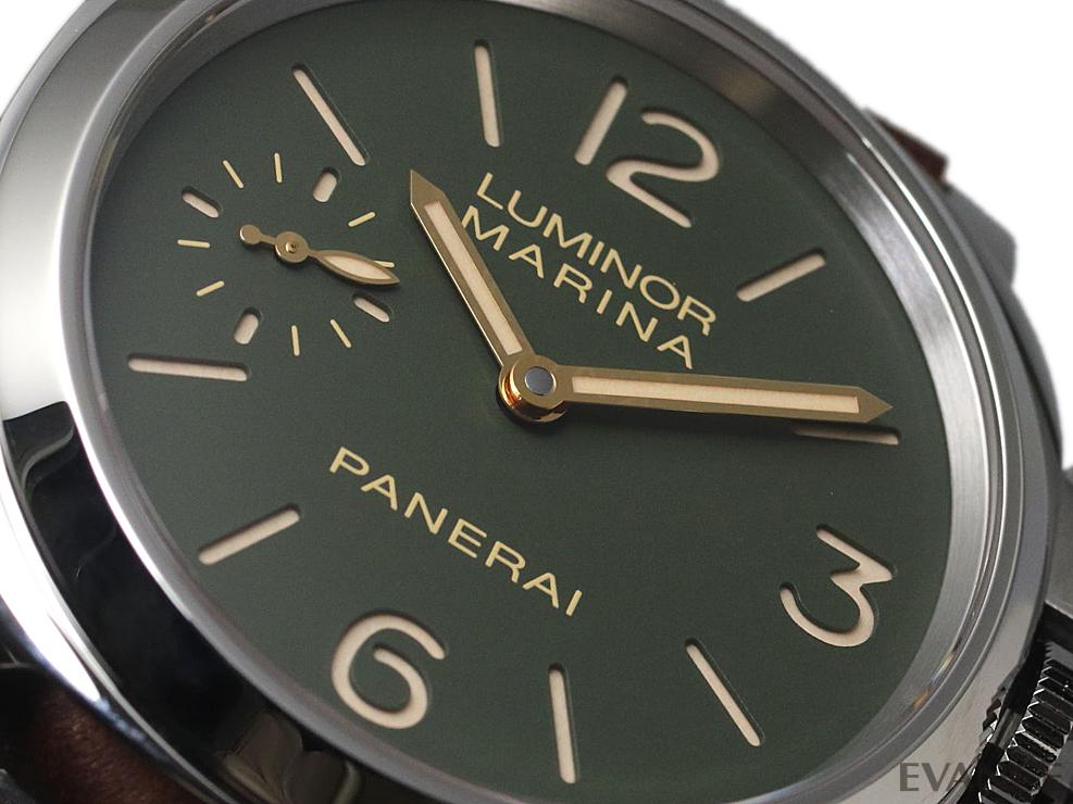 PANERAI パネライ ルミノール マリーナ 8デイズ 「LAST ONE for パネリスティ」 PAM00911