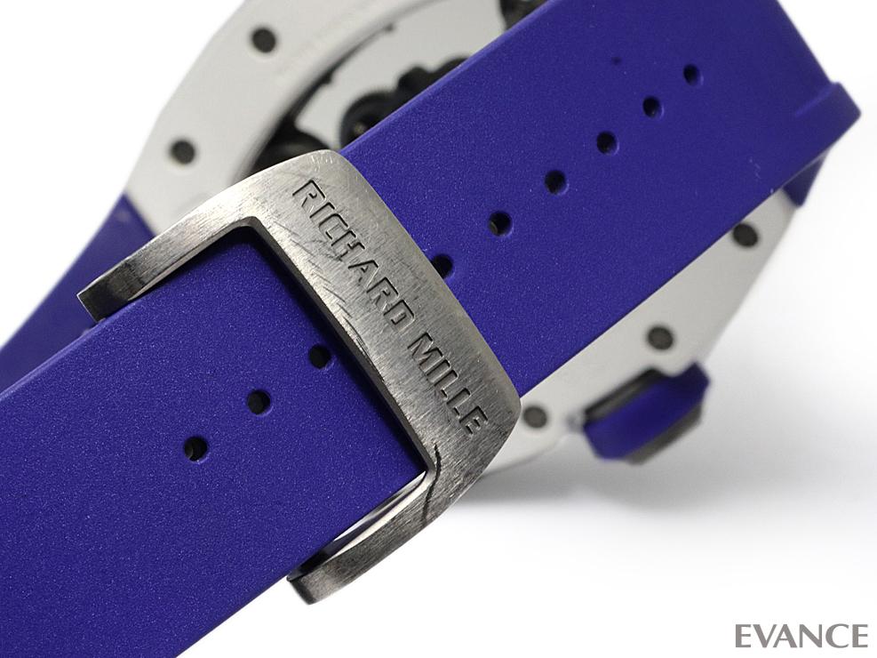 RICHARD MILLE リシャールミル バッバ ワトソン JAPAN BLUE RM055
