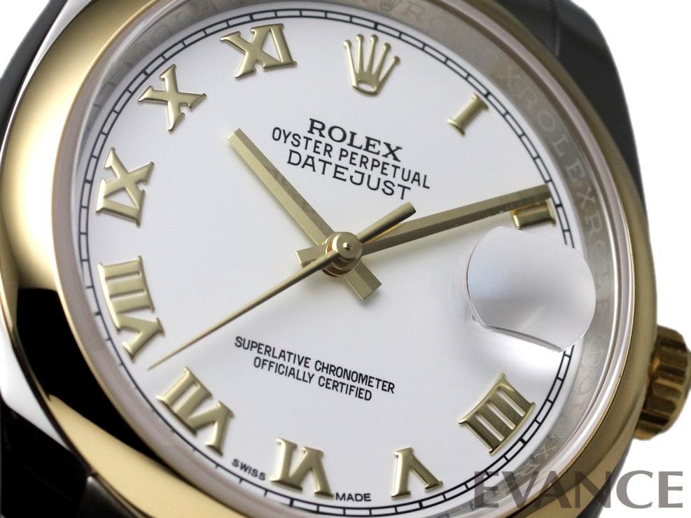 ROLEX ロレックス デイトジャスト YGコンビ 116203