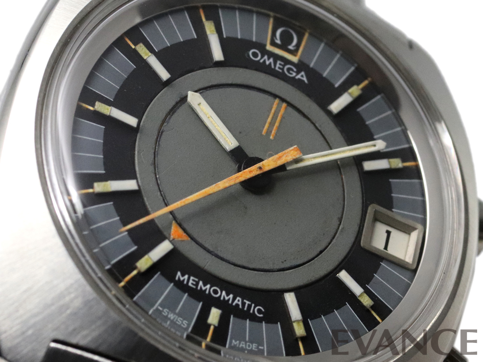 OMEGA オメガ シーマスターメモマチック 166.072