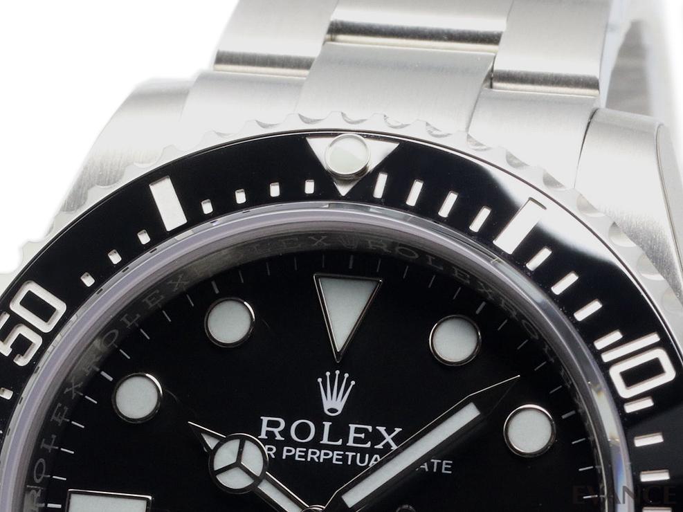 ROLEX ロレックス シードゥエラー 4000<保護シール付> 116600