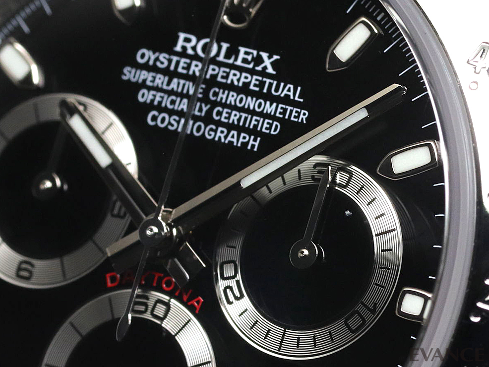 ROLEX ロレックス デイトナ <鏡面バックル> 116520