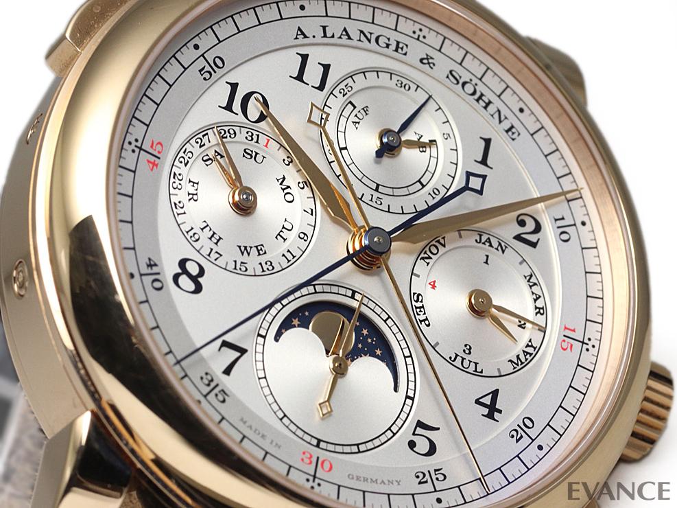 A. LANGE & SOHNE ランゲ アンド ゾーネ 1815 ラトラパント・パーペチュアルカレンダー 421.032FE (LS4214AE)