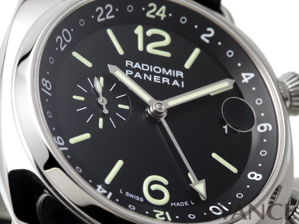PANERAI パネライ ラジオミール GMT PAM00184