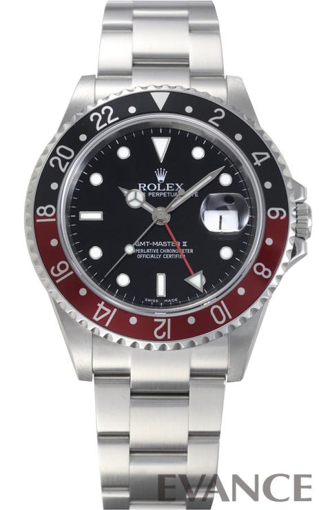 ROLEX ロレックス GMTマスター II 16710
