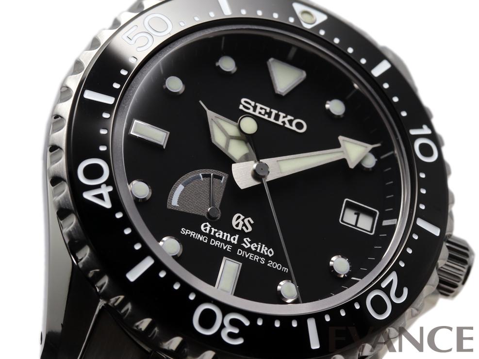 SEIKO セイコー グランドセイコー スプリングドライブ ダイバーズ 200m マスターショップ限定 SBGA029