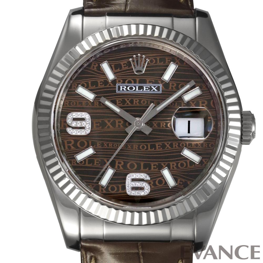 ROLEX ロレックス デイトジャスト ゴールド 116139