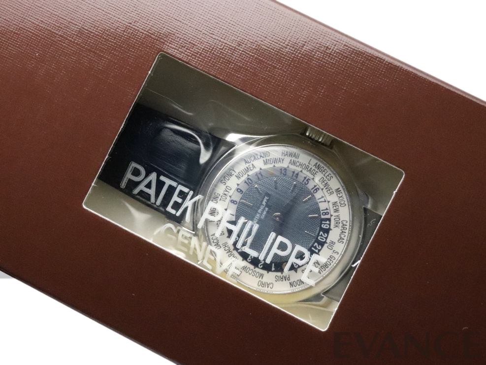 PATEK PHILIPPE パテックフィリップ コンプリケーション ワールドタイム 5110P-001