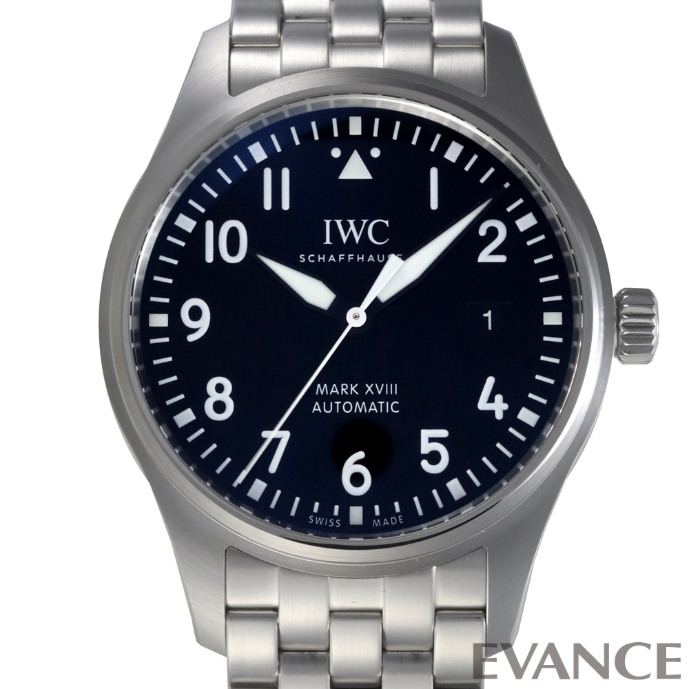 IWC アイ・ダブリュー・シー パイロットウォッチ マークXVIII IW327015
