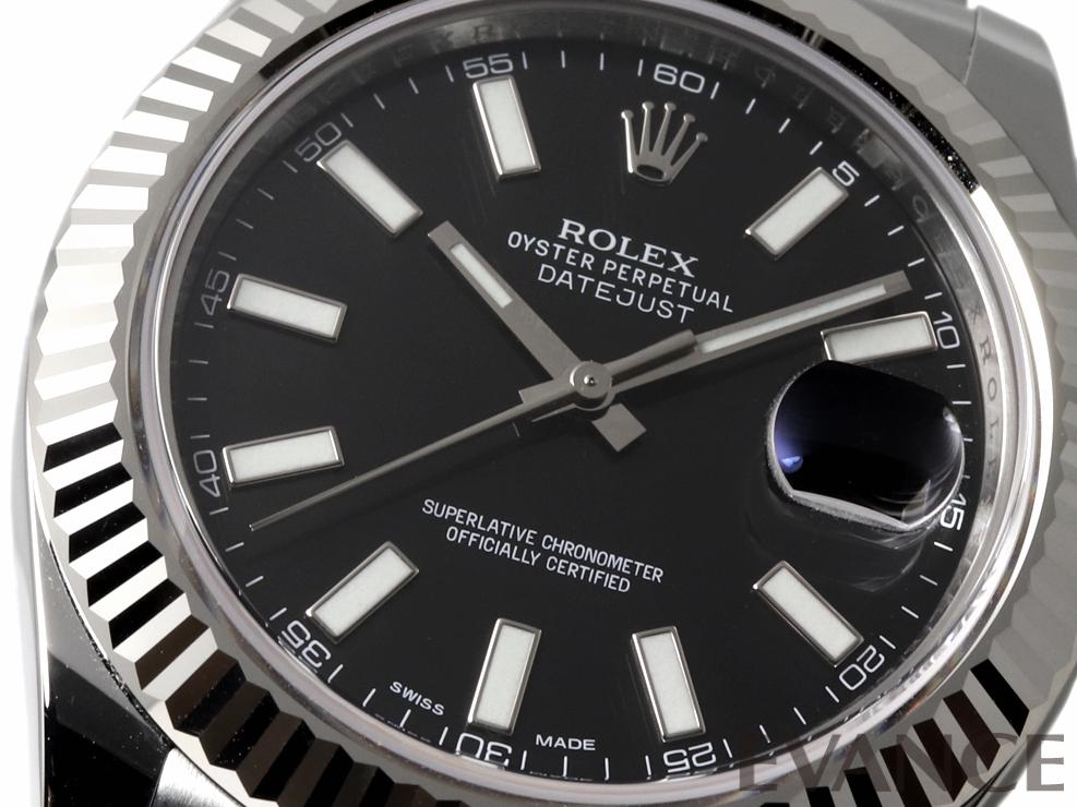 ROLEX ロレックス デイトジャスト II 116334