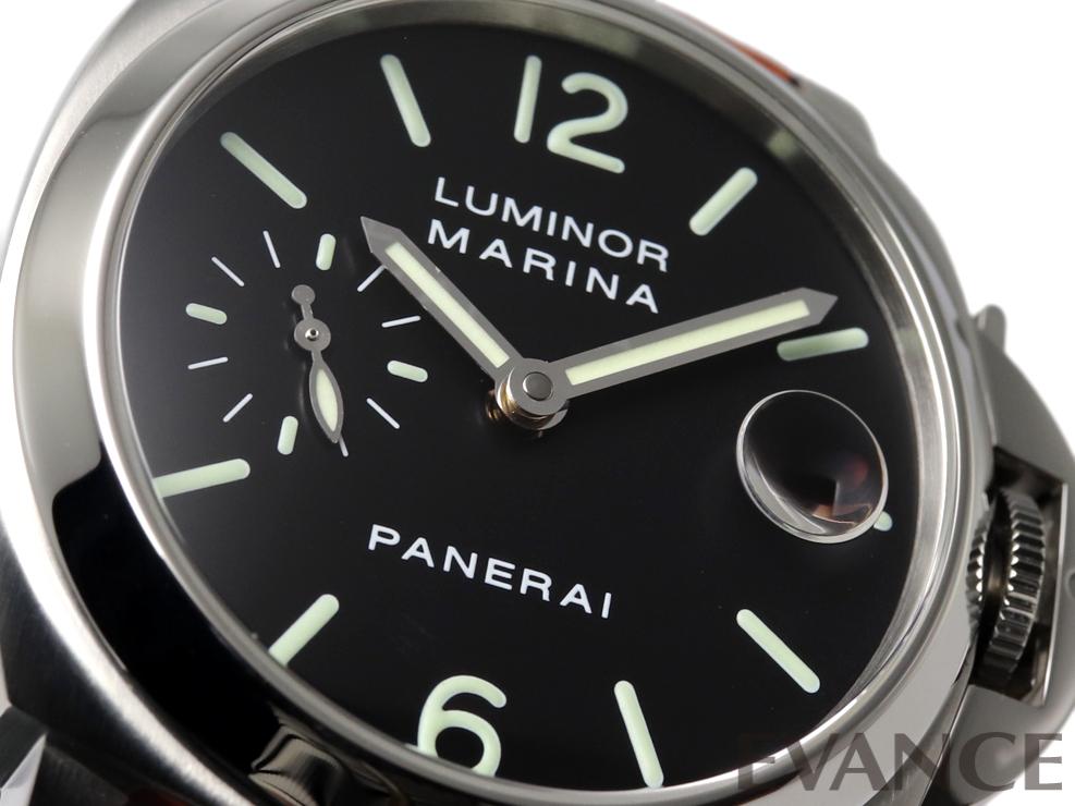 PANERAI パネライ ルミノール マリーナ 40mm PAM00048