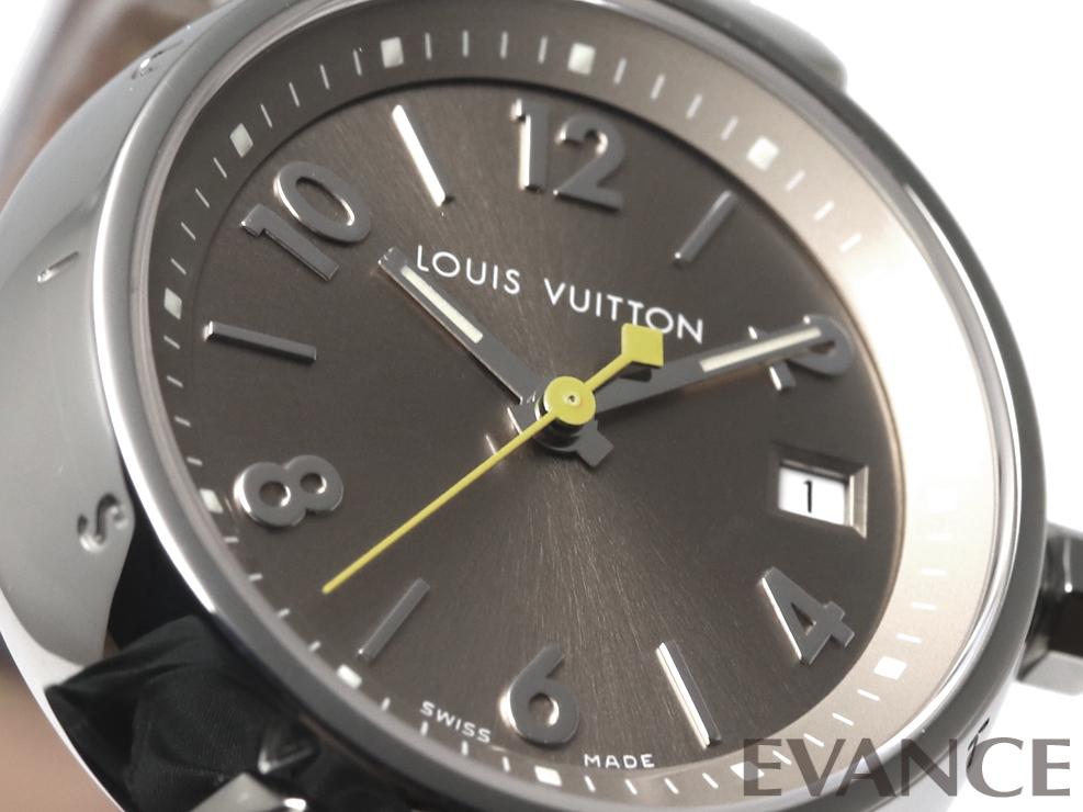 LOUIS VUITTON ルイ・ヴィトン タンブール Q1212