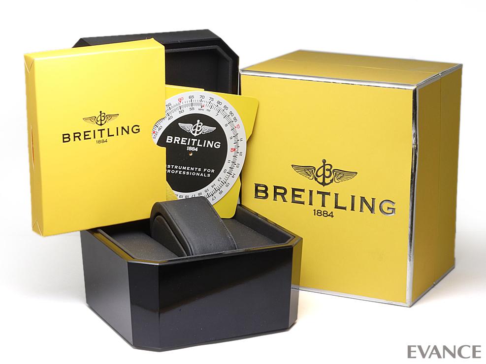 BREITLING ブライトリング ナビタイマー A23322