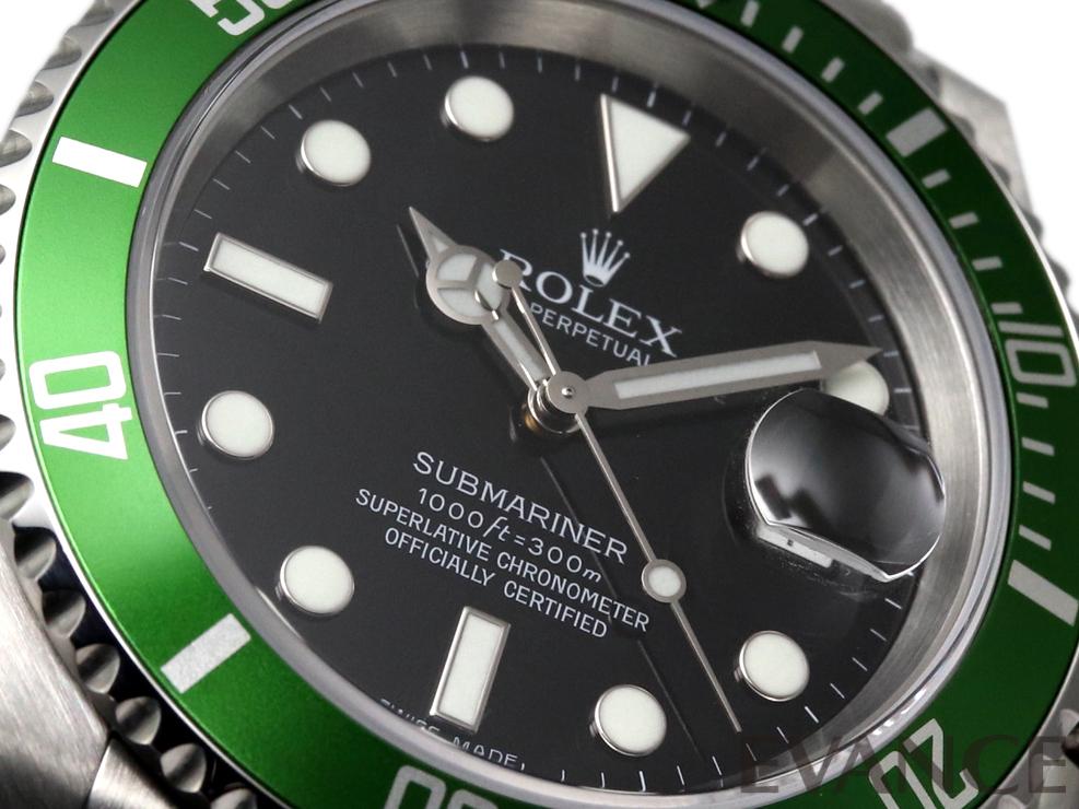 ROLEX ロレックス サブマリーナ デイト 16610LV