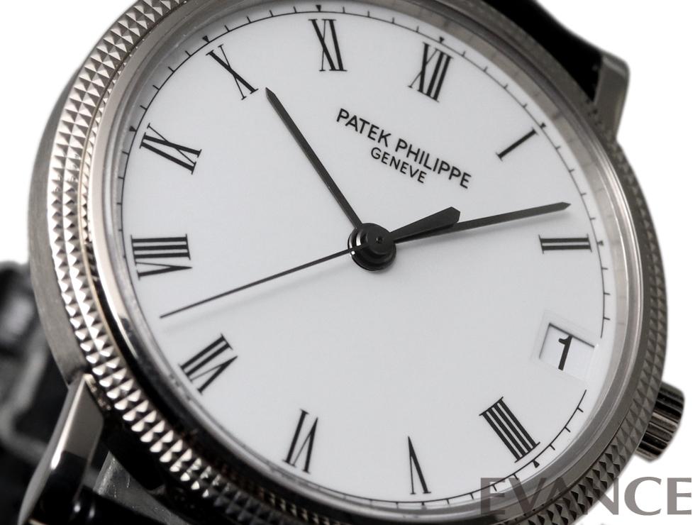 PATEK PHILIPPE パテックフィリップ カラトラバ 3802/200G-001
