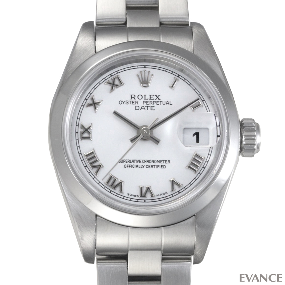 ROLEX ロレックス レディース オイスター パーペチュアル デイト 79160