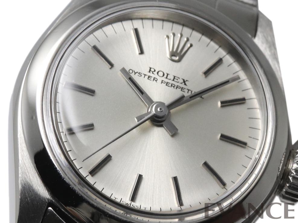 ROLEX ロレックス レディース オイスター パーペチュアル 6618