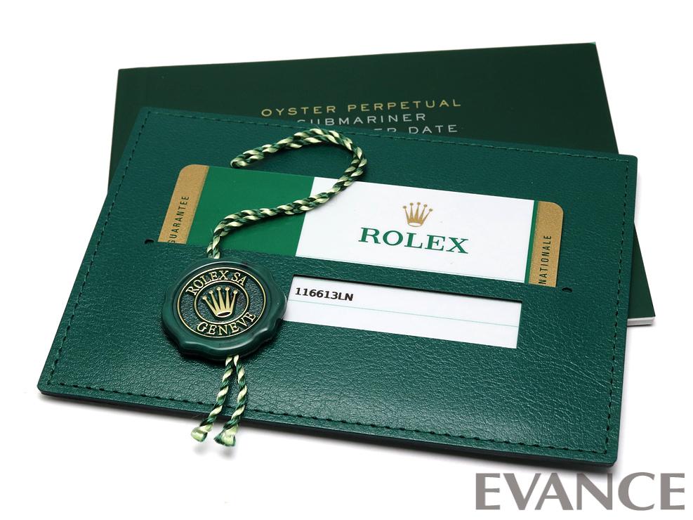 ROLEX ロレックス サブマリーナ デイト コンビ 116613LN