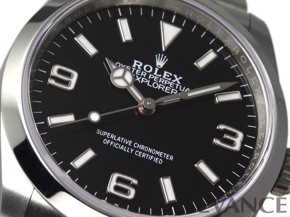 ROLEX ロレックス エクスプローラーI 【84回無金利ローン対象】 124270