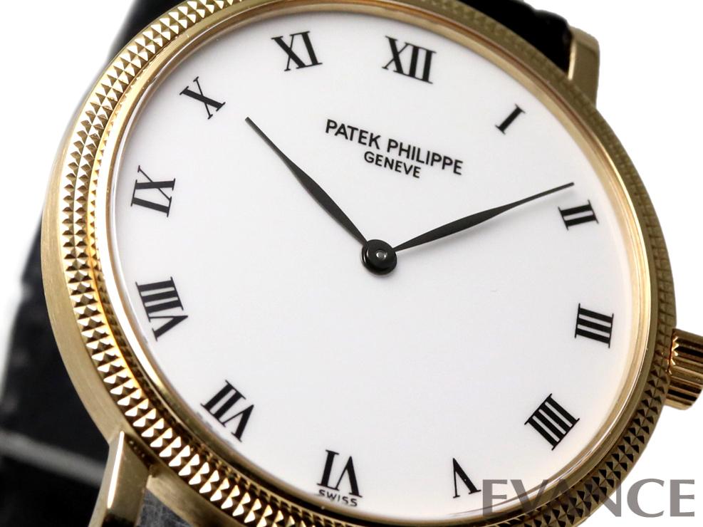 PATEK PHILIPPE パテックフィリップ カラトラバ 3992J