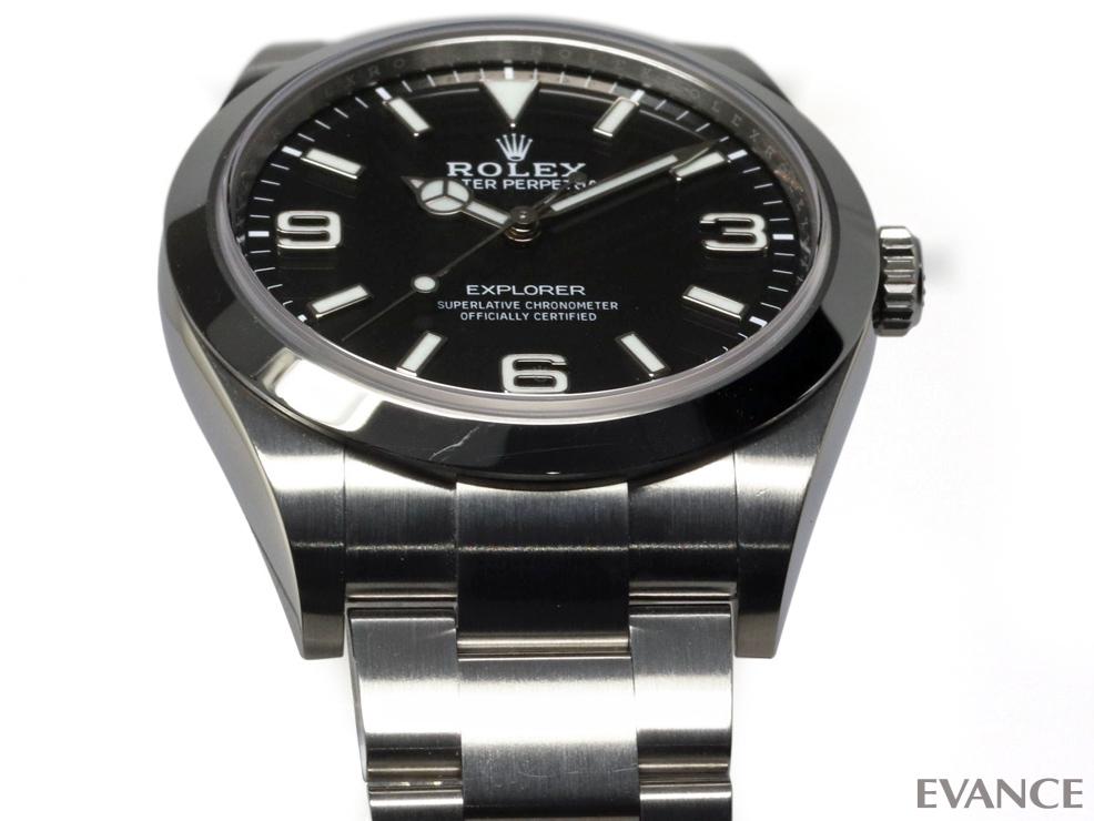 ROLEX ロレックス エクスプローラーI 214270
