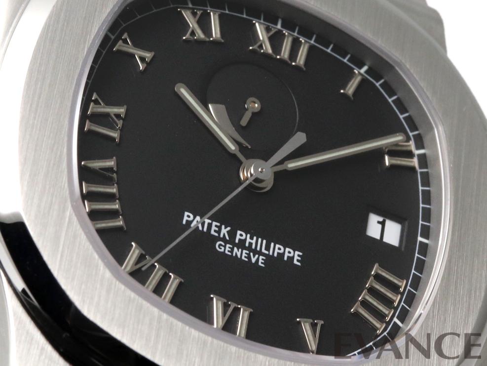 PATEK PHILIPPE パテックフィリップ ノーチラス パワーリザーブ 3710/1A-001