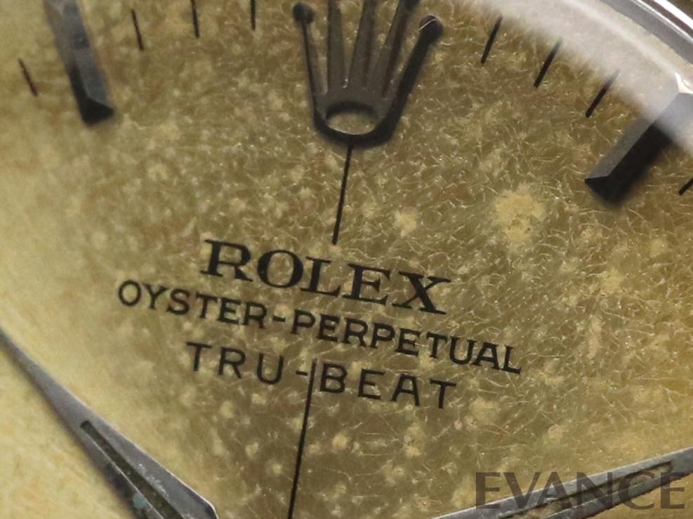 ROLEX ロレックス オイスターパーペチュアル トゥルービート(TRU-BEAT) 6556