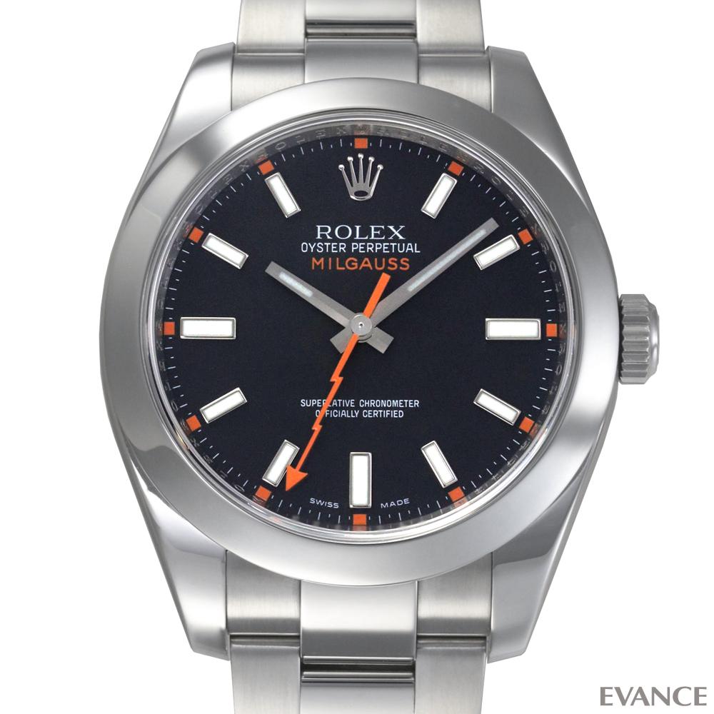 ROLEX ロレックス ミルガウス 116400