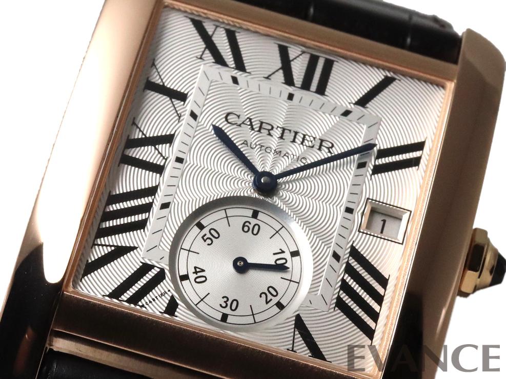 CARTIER カルティエ タンクMC W5330001