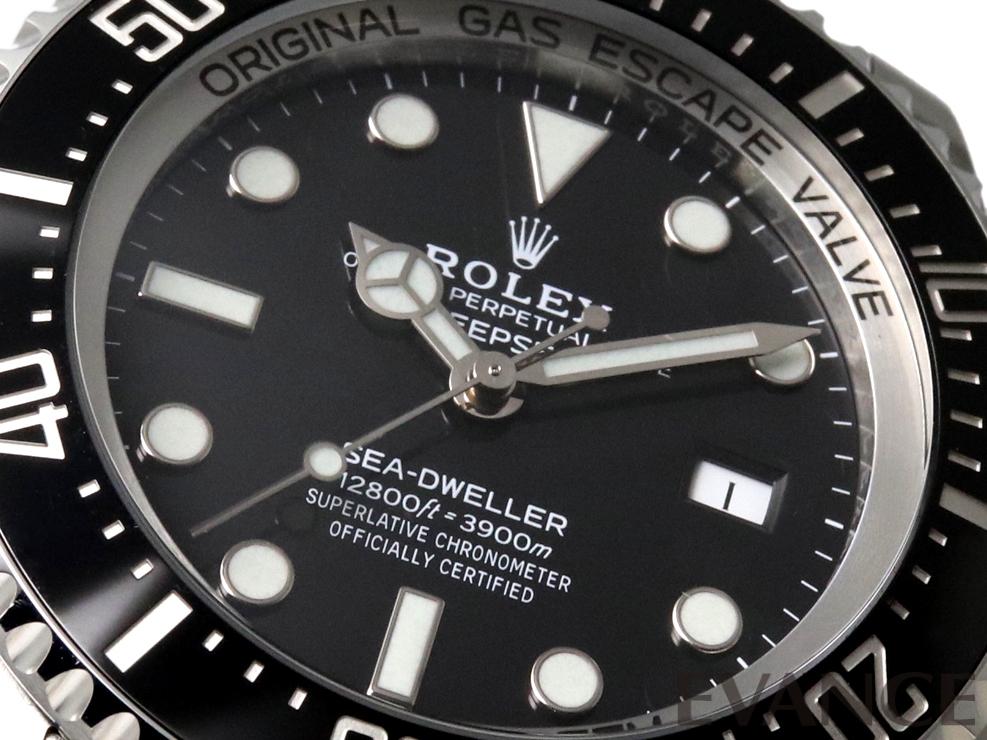 ROLEX ロレックス ディープシー 126660