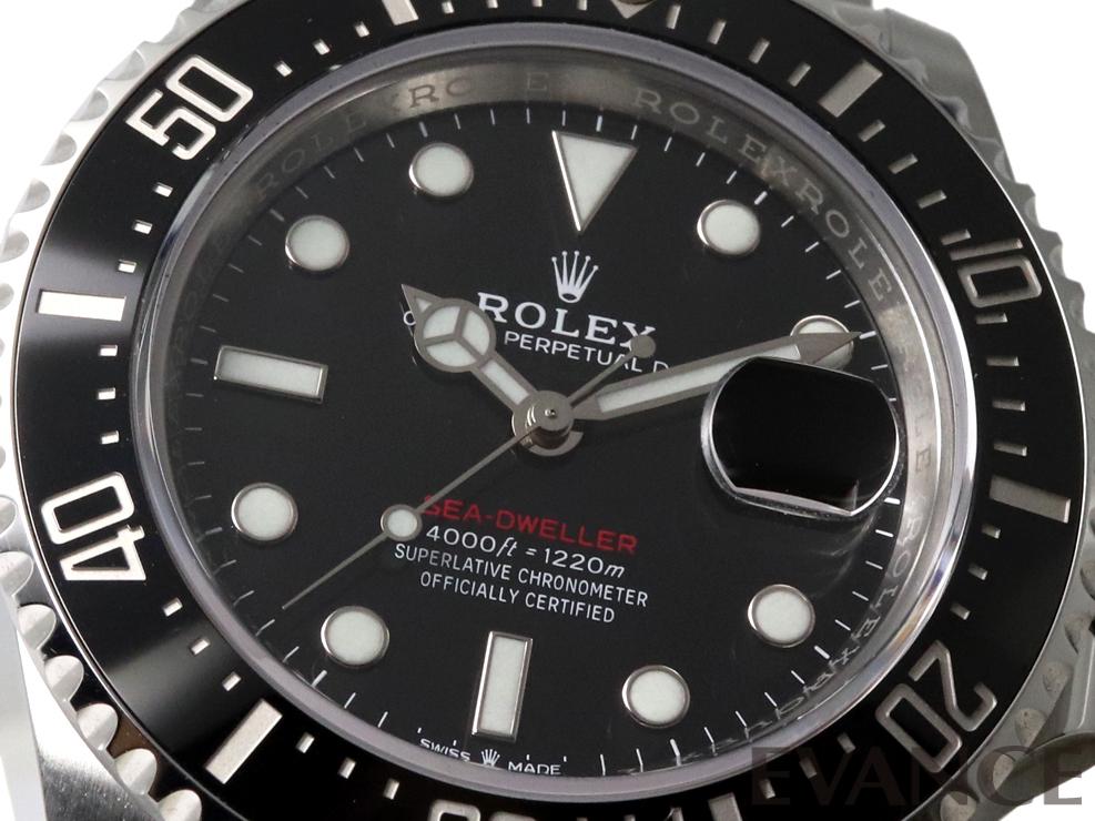ROLEX ロレックス シードゥエラー 126600