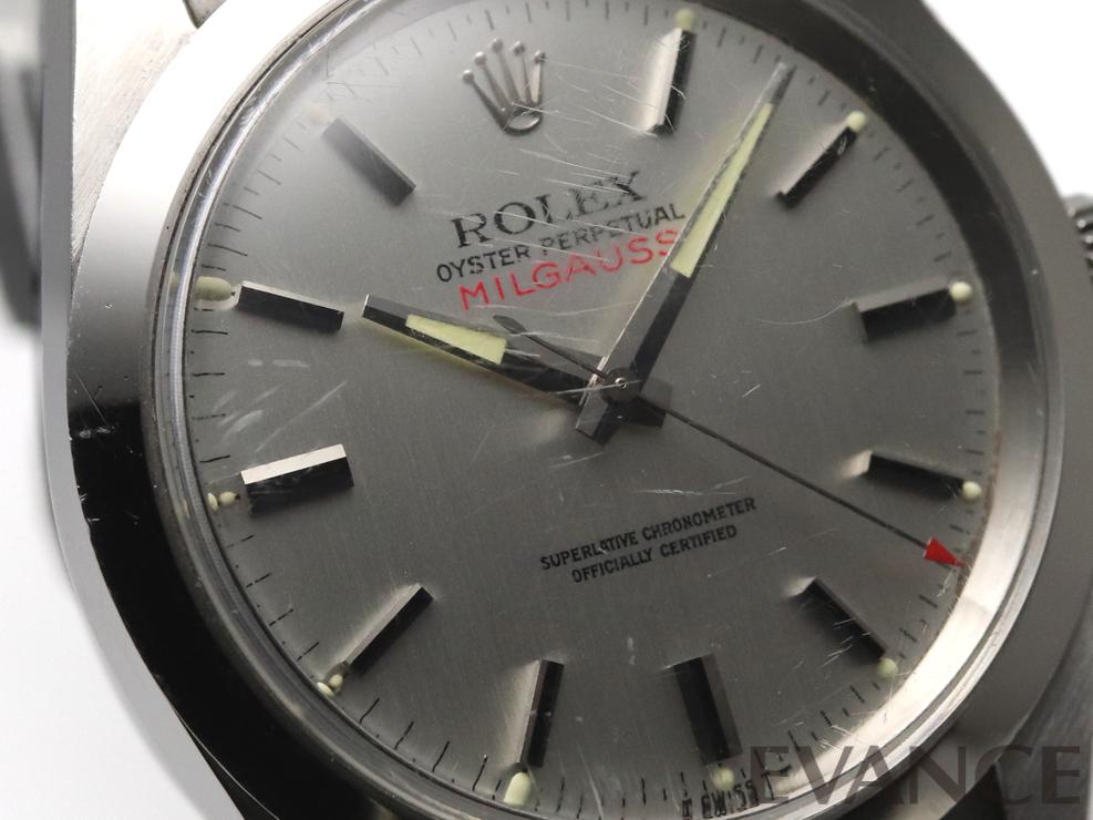 ROLEX ロレックス ミルガウス(アンティーク) 1019